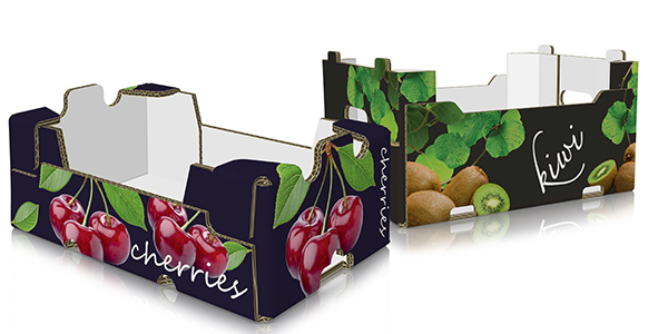 DS Smith Hungary vegetable packaging
