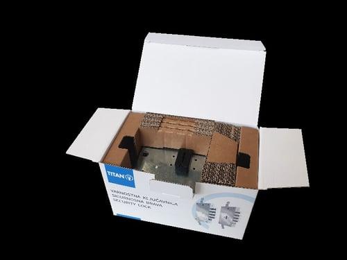 Nova embalaža in ekološka polnila za pakiranje