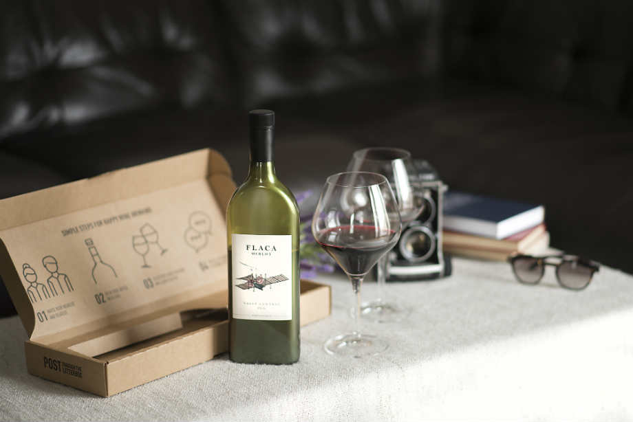 Garcon Wines Packaging